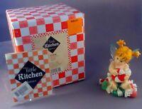"Enesco My Little Kitchen Fairies 113346 ""Sweet Bon Bon Fairie"" w/ candy NEW in B"