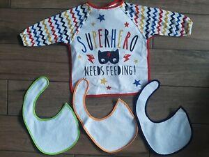 Baby bibs bundle