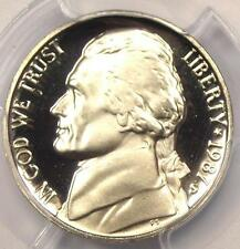 1987-S Proof Jefferson Nickel 5C - PCGS PR70 DCAM (PF70 Cameo) - Rare Grade!