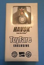 Havoc:X-men - Wizard/Toyfare/Toybiz RARE EXCLUSIVE Marvel MAIL-AWAY Figure!