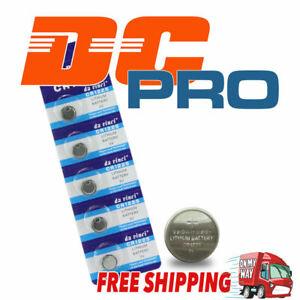 5 Brand New CR1225 Button Cell 3v Lithium battery Cheapest on Ebay