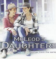 McLeod's Daughters-2002-TV Series Australia-Original Soundtrack-12 Track-CD
