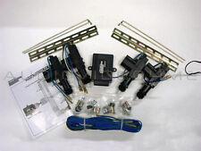 2/4 Door Universal Power Door Lock Motor Actuator Conversion Kit+Harness 12 Volt