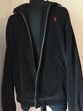 Ralph Lauren Corduroy Jacket Coat Size L Men's Brown
