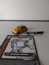Transformers NETFLIX Bumblebee War for Cybertron Walmart Exclusive Complete