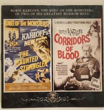 The Haunted Strangler/Corridors of Blood [ID3429GO] Laserdisc