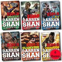 Zom-B Collection 6 Books Gift Set Underground Darren Shan inc Angels, City, Unde