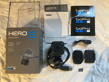 GoPro Hero 5 Session 4K Action Camera Excellent Used Condition