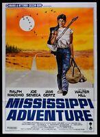 Manifesto Mississippi Adventure Macchio Seneca Gertz Walter Hill M259
