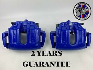 GENUINE VW GOLF MK4 3.2 R32 LEFT+RIGHT FRONT calipers 2002-2004 EXCHANGE