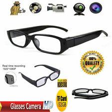 Gafas de espía oculta cámara 720/1080P HD Mini DVR Video Grabadora Anteojos Gafas