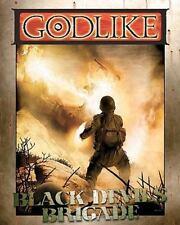 Black Devils Brigade by Allan Goodall (2011, Paperback)