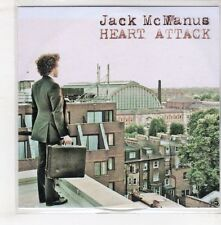 (GX700) Jack McManus, Heart Attack - DJ CD