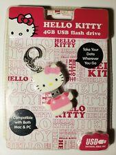 NEW Hello Kitty 4gb Usb Flash Drive 46109