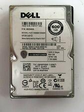 Dell 600GB SAS HARD DRIVE 0B25656