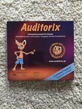 Auditorix Hörspiel Werkstatt Lernsoftware Kinder Grundschule WDR NEU