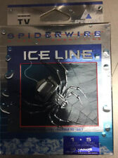 Spiderwire Ice Line 5lb moss green 50yd micro filament fishing line
