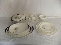 C4 Pottery Royal Doulton - Bamboo - vintage mid-century tableware 6F3B