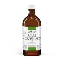 Olej z Czarnuszki naturalny tłoczony na zimno 250 ml kosmetyczny
