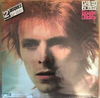 David Bowie Space Oddity/MWSTW 2LP FR Import LP 17Trk NM SLV:EX Loricraft Clean!