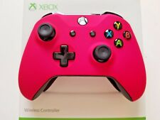 Xbox One S Wireless Microsoft PINK Controller.... Brand NEW with Bluetooth