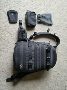 Lowerpro ProTactic 350AW Camera and Laptop Backpack - Black