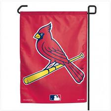 """St. Louis Cardinals Garden flag 11"""" x 15"""""""