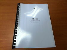 Apple iPhone 6 IOS 8 Printed Instruction Manual User Guide 180 Pages