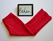 BODEN NEW Cropped Pants Trousers Hot Pink Straight Leg Womens Sz. 10R W30 L26
