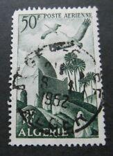 Algeria-1952-Birds over the Mosque-Used