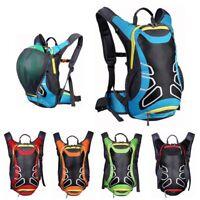 Sports Backpack Cycling Hiking Camping Bag Waterproof Rucksack Travel Day Pack