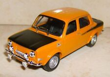 SIMCA 1000 RALLYE 2 ORANGE 1976 1/43 WHITEBOX