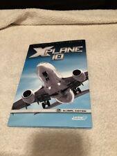Xplane 10 Global Edition Pk CD Game (set Of 8)