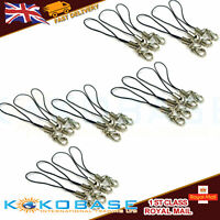 Mobile cell Phone Cord Lanyard Claw Buckle Key Chain Ring Bag with Lobster Clasp
