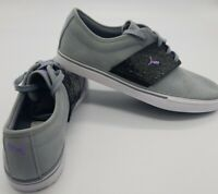 PUMA USA Men's 10.5 El Ace 2 PN ECO Ortholite Black Grey Shoes Sneakers NWOB