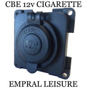 12v CBE Cigarette Aux Socket Charger Motorhome Caravan Campervan 12v Usb Adapter