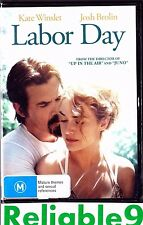 Kate wnlet+Josh Brolin - Labor Day DVD Sealed- 2014 Paramount- Made in Australia