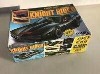 Knight Rider Knight 2000 - Model Car Kit - MPC 1982 for parts