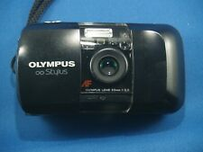 OLYMPUS STYLUS 35mm CAMERA...POINT & SHOOT w/ instruction booklet
