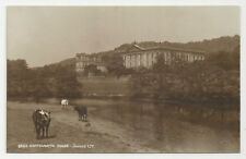 Chatsworth House, Derbyshire - A Vintage Judges Ltd Postcard No 9260