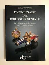 Antiquorum - Dizionario watches Dictionnaire des horloges genevois