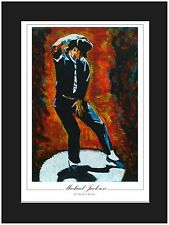 Michael Jackson Contemporary Art Print By Patrick J Killian