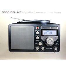 Weltempfänger S350DL DELUXE Radio UKW MW FM