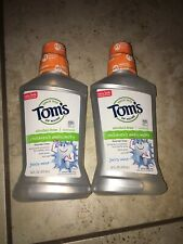 Toms Of Maine Alcohol Free Mouth Wash