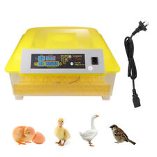 Eggs Incubator Temperature Control Digital Automatic Chicken Duck Hatcher AU