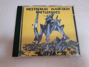 Westberlin Maskulin Battlekings CD Kool Savas Taktloss Deutschrap Rap Hip Hop