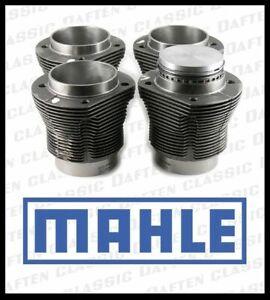 VW Volkswagen 1600 Piston and Cylinder Set Mahle 311198069FMN