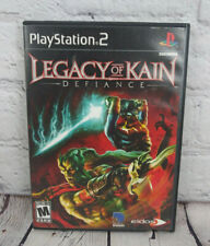 Legacy of Kain Defiance (Sony PlayStation 2, 2003) PS2 Video Game Complete