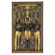 The Egyptian Pharaoh And His Maidens Design Toscano Exclusive Wall Sculpture