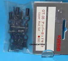 Vintage Kyosho OT-35 Upper Rod Set Javelin Optima Salute Turbo Ultima RC part
